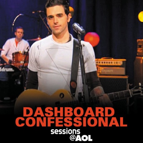 Dashboard Confessional - AOL Sessions - EP