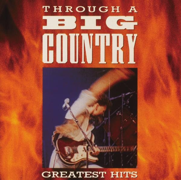 Cover art for In A Big Country