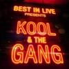 Best in Live: Kool & the Gang ジャケット写真