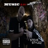 Music Is My Weapon (feat. Homeboy Sandman) - Single, Steve Stylez
