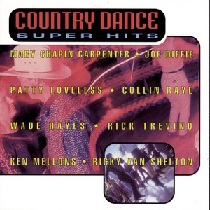 Mary Chapin Carpenter - I Feel Lucky - Line Dance Music