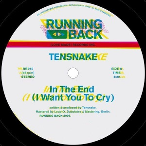 Tensnake - In The End (I Want You to Cry) (Original Mix)