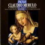 Quoniam Ensemble & Laura Antonaz - Hodie Christus natus est