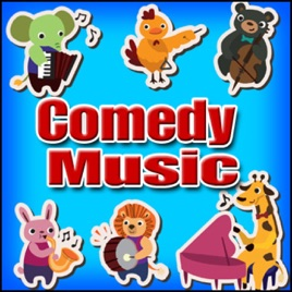 ‎Comedy Music Effects: Sound Effects by Sound Effects Library