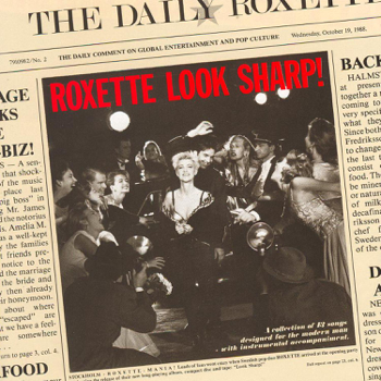 Roxette Listen to Your Heart Roxette album songs, reviews, credits