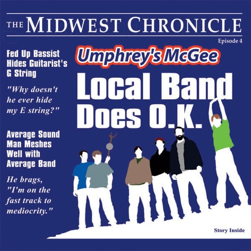 Umphrey's McGee - Local Band Does O.K.