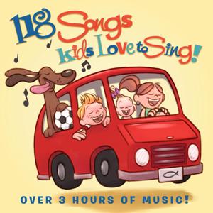 Kids Choir - 118 Songs Kids Love to Sing