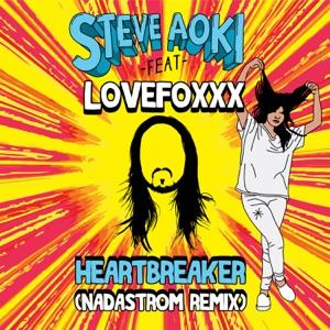 Heartbreaker (feat. Lovefoxxx) [Nadastrom Remix] - Single Mp3 Download