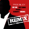 Pride n Joy (Remix) [feat. Trey Songz, Pusha T, Ashanti & Miguel] - Single ジャケット写真