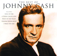 Johnny Cash - Folsom Prison Blues artwork