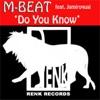 Do You Know (feat. Jamiroquai) - Single ジャケット写真