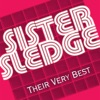 Sister Sledge: Their Very Best (Live) ジャケット写真