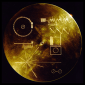The Golden Record. Greetings and Sounds of the Earth. - EP