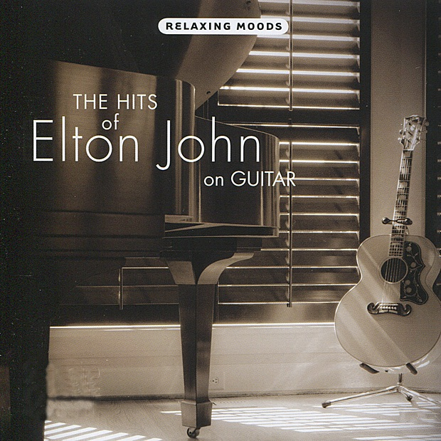 The Hits of Elton John on Guitar Doug Smith CD cover