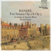 Academy of Ancient Music - Sonata in IV F Major, HWV 389, Op. 2 No. 4