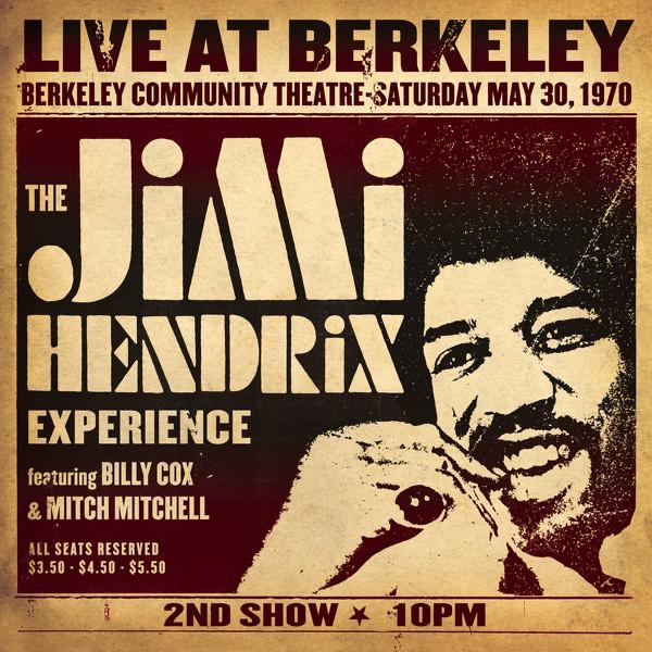 Live At Berkeley (2nd Show)