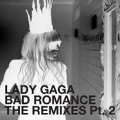 Bad Romance (Remixes, Pt. 2 France Version) - EP