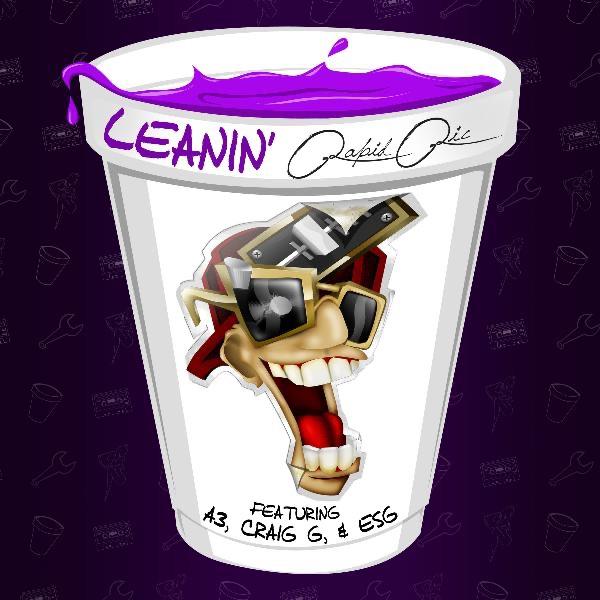 Leanin (feat. A3, Craig G & Esg) - Single
