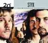 20th Century Masters The Millennium Collection The Best of Styx