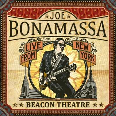 Beacon Theatre: Live from New York - Joe Bonamassa album