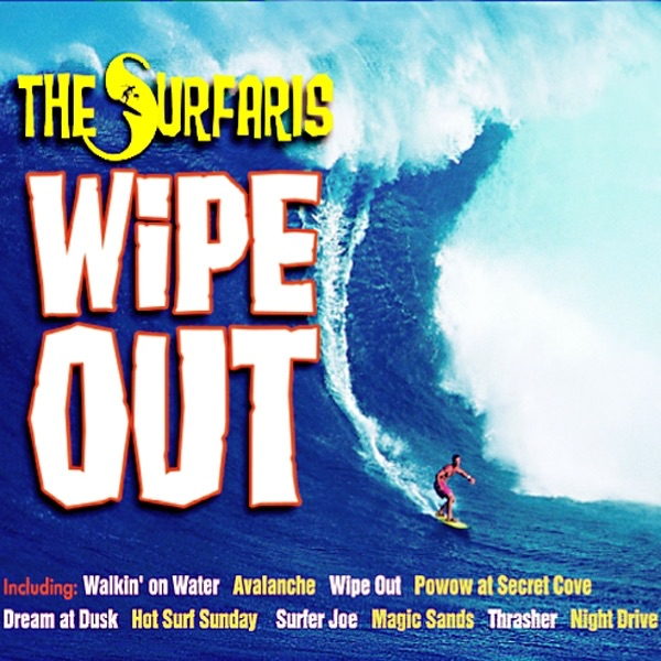 Cover art for Wipe Out
