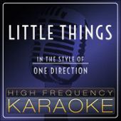 Little Things (Instrumental Version)