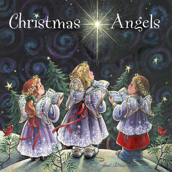 Christmas Angels.Christmas Angels By Don Breithaupt