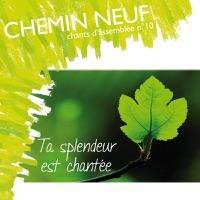 Communauté du Chemin Neuf - Chants d'assemblée, Vol. 10: Ta splendeur est chantée