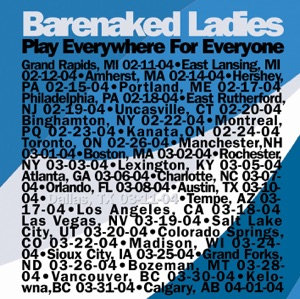 Barenaked Ladies - War On Drugs
