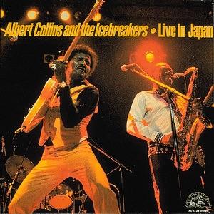 Albert Collins & The Icebreakers - Jealous Man