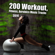 Various Artists - 200 Workout, Fitness, Aerobics Music Tracks 2014