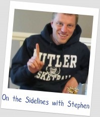 On the Sidelines with Stephen