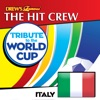 Tribute to the World Cup Italy