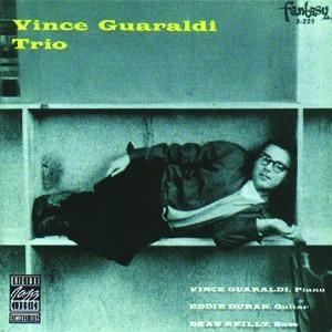 Vince Guaraldi Trio Remastered Vince Guaraldi Trio CD cover