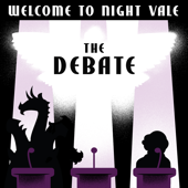 The Debate (Live At Roulette)-Welcome to Night Vale