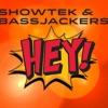 Showtek & Bassjackers - Hey! (Extended)