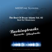 Best of Bryan Adams Vol. 02 (Karaoke Version)