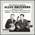 The Allen Brothers - Chattanooga Blues