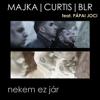 Majka, Curtis & Blr - Nekem ez jár (feat. Pápai Joci) artwork