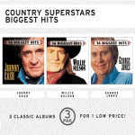 Country Superstars Biggest Hits: Johnny Cash, Willie Nelson & George Jones