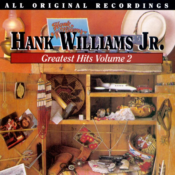 Hank Williams, Jr. - All My Rowdy Friends Are Coming Over