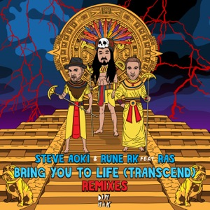 Bring You To Life (Transcend) [feat. RAS] {Remixes} - EP Mp3 Download