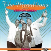 Vernon Green & The Medallions - Edna