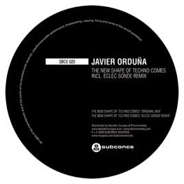 Javier Orduña - Erretica