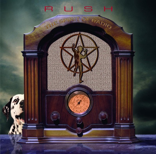 Cover art for The Spirit Of Radio