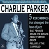 Savoy Jazz Super EP Charlie Parker Vol 2