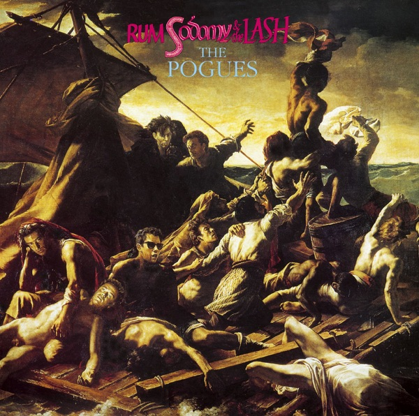 The Pogues mit The Gentleman Soldier