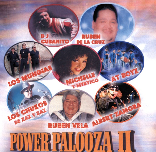 Power Palooza II Various Artists CD cover