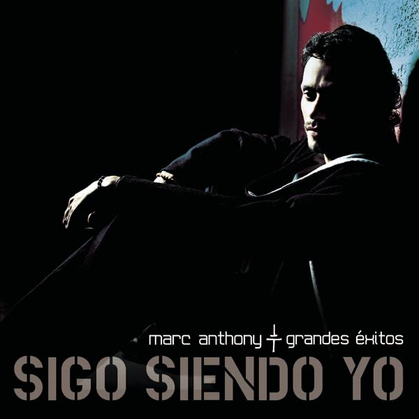 Sigo Siendo Yo Marc Anthony CD cover