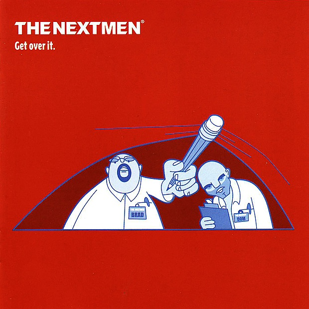 The Nextmen Put Your Hands Up